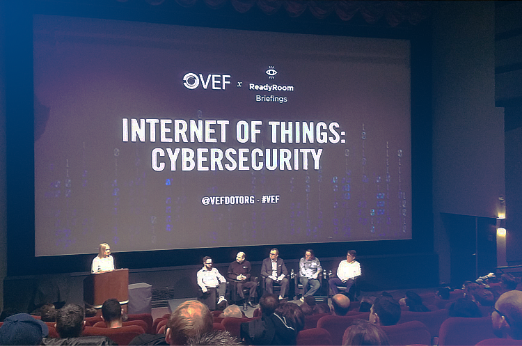 Ready Room Briefings - Internet of Things: Cybersecurity